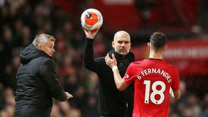 MU lại chiến thắng trận derby Manchester ảnh 2