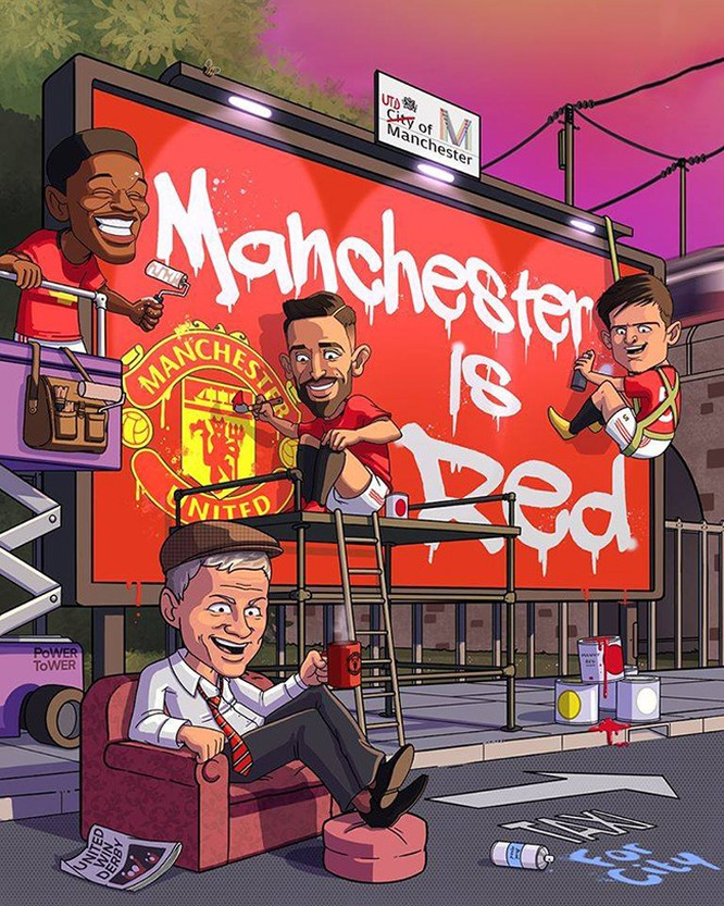 """Fan Manchester United: """"Và con tim đã vui trở lại"""" ảnh 2"""
