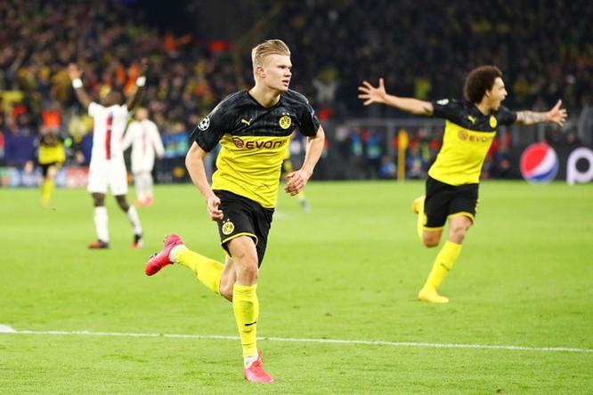 PSG - Borussia Dortmund (2-0): Pháo hoa đã nổ trên bầu trời đêm sân Parc des Princes ảnh 3