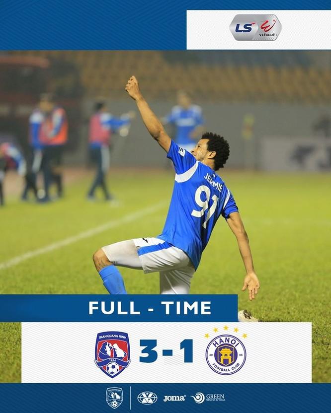 Than Quảng Ninh- Hà Nội (3-1): Hàng loạt cầu thủ chấn thương khiến CLB Hà Nội thua tan tác ảnh 1