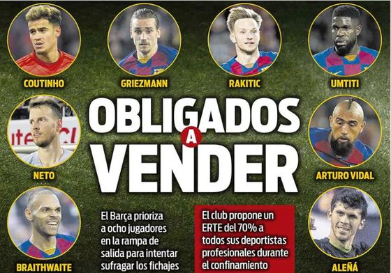  Vì dịch Covid-19, Barcelona có thể đơn phương cắt giảm tiền lương cầu thủ? ảnh 2