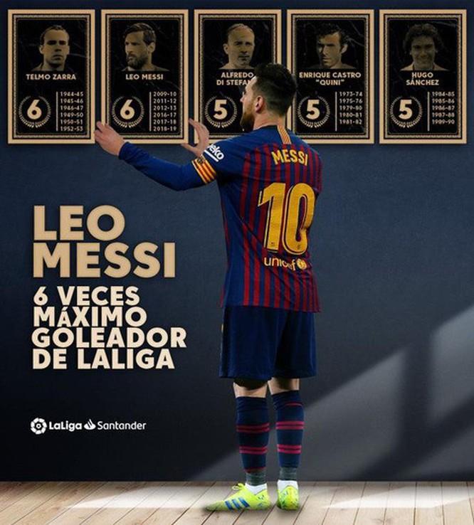 """Virus Corona đã phá nát """"giấc mơ"""" của Leo Messi ảnh 3"""