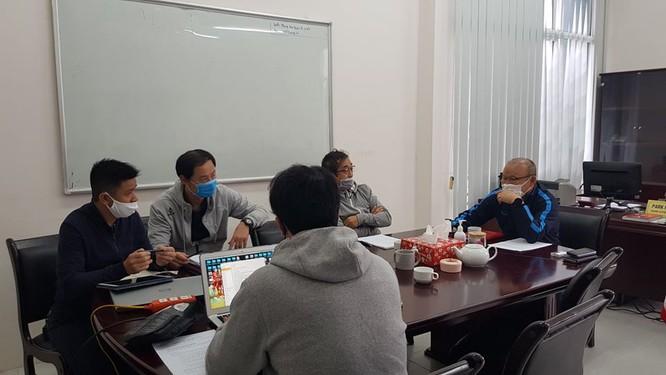 """Ông Park đang xây dựng ĐT Việt Nam """"phiên bản 3.0""""? ảnh 1"""