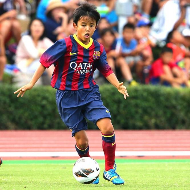 """""""Messi Nhật bản"""" hướng tới Olimpic Tokyo 2021 ảnh 1"""