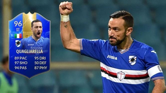 Fabio Quagliarella: hiện tượng kỳ lạ của bóng đá Ý ảnh 1