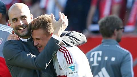 Joshua Kimmich- con dao pha của Bayern Munich ảnh 1