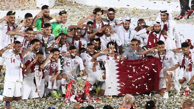 Hành trình Qatar hướng tới World Cup 2022 ảnh 1