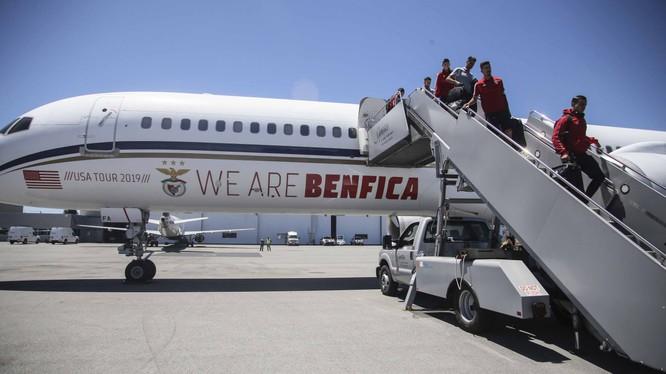 Benfica – điểm trung chuyển cầu thủ ảnh 2