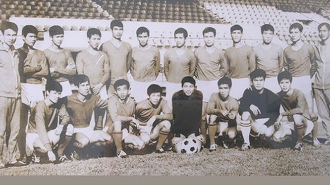 Cảng Sài Gòn - Tổng cục Đường sắt (0-2): Ngày hội sân cỏ đầu tiên sau 1975 ảnh 2