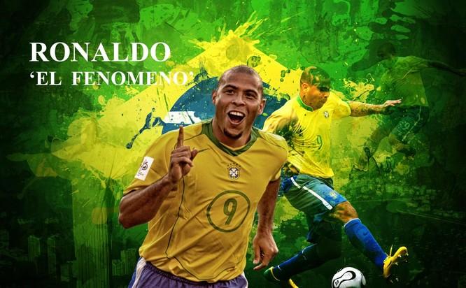 Ronaldo nào xuất sắc hơn? ảnh 1