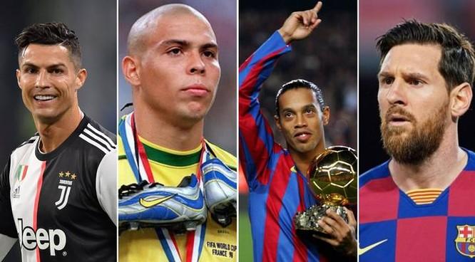 Ronaldo nào xuất sắc hơn? ảnh 2