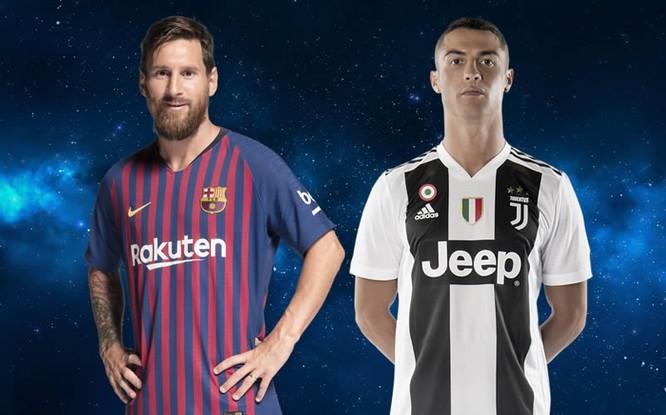 Lionel Messi và Cristiano Ronaldo, ai giỏi hơn? ảnh 1