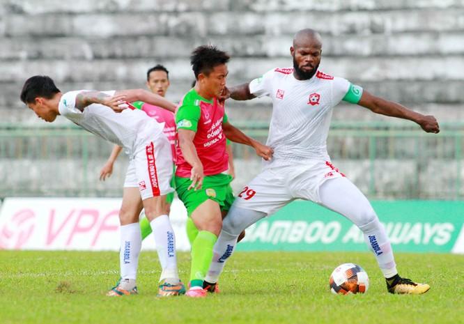 Đồng Tháp - Hải Phòng (3-1): Trận cầu lạ nhất Cúp quốc gia ảnh 1