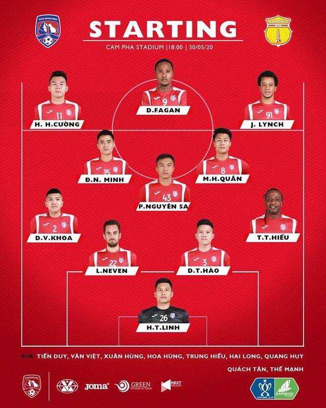"""Quảng Ninh- Nam Định (7-6): 9 phút """"điên rồ"""" trên đất Quảng Ninh ảnh 2"""