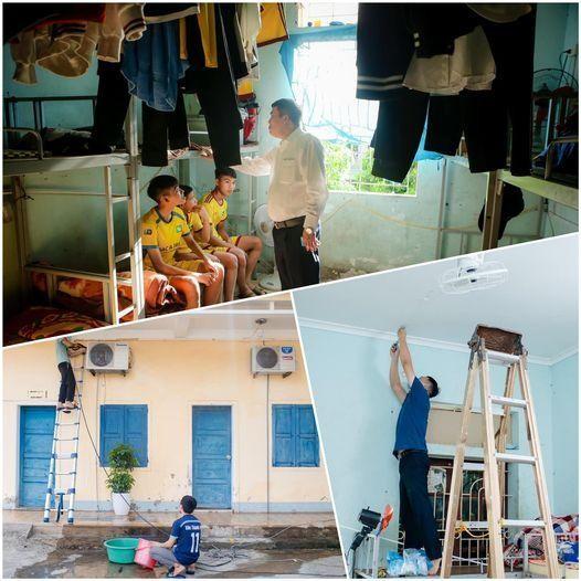 """Sông Lam Nghệ An, không chỉ """"điều hòa, bếp ga và máy giặt"""" ảnh 3"""