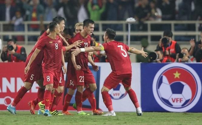 Đội tuyển Việt Nam, thua vẫn ngẩng cao đầu ảnh 2