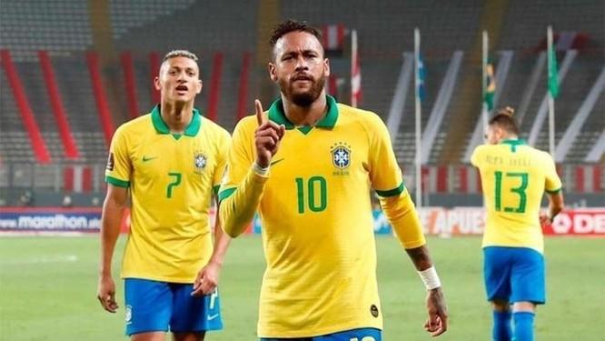 Ứng cử viên số 1 của chức vô địch Copa America 2021 ảnh 1