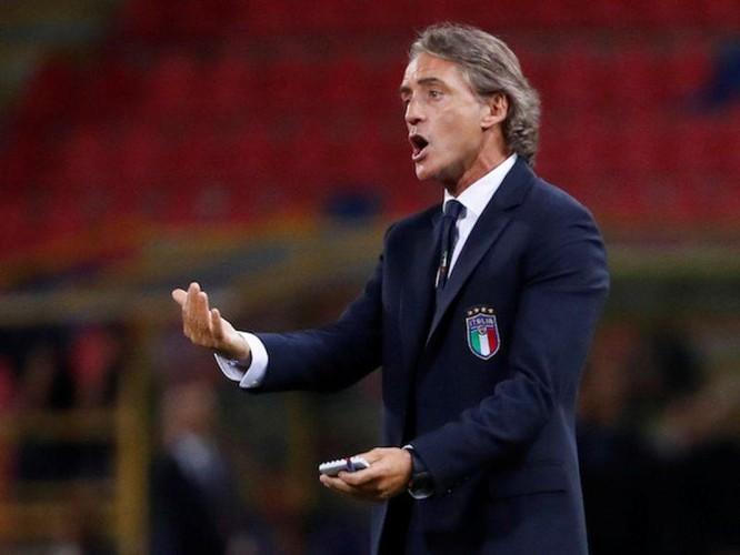 Euro 2020: Sức mạnh khủng khiếp của Italy ảnh 1