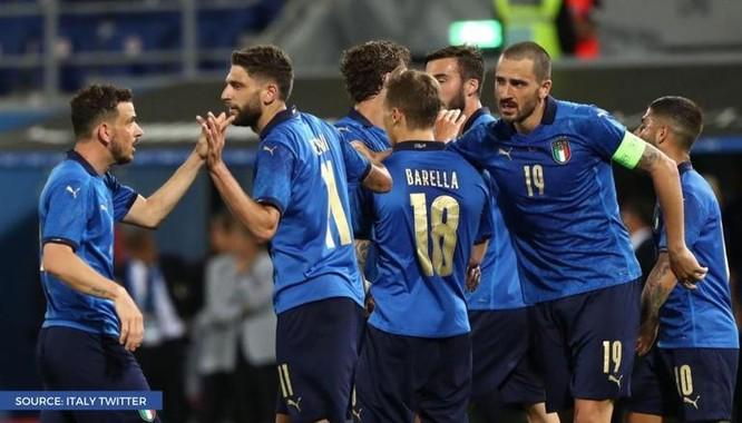 Euro 2020: Sức mạnh khủng khiếp của Italy ảnh 2