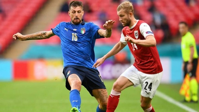 Italia- Áo (2-1): VAR đã cứu Azzurri ảnh 1