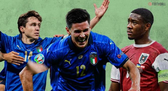 Italia- Áo (2-1): VAR đã cứu Azzurri ảnh 2