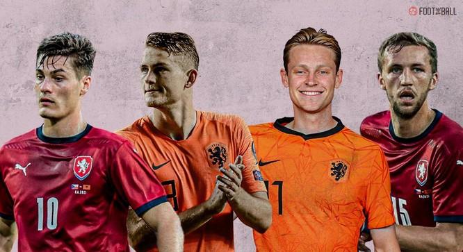 """Euro 2020: """"Cơn lốc màu da cam"""" đã ngừng thổi ảnh 1"""