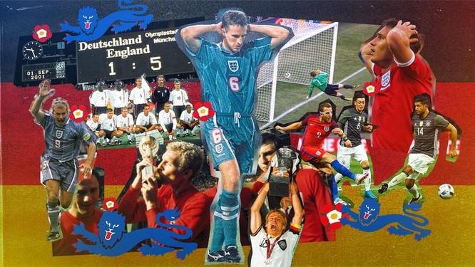 Cuộc chiến trên sân Wembley: Tin mới nhất từ báo chí Anh-Đức ảnh 2