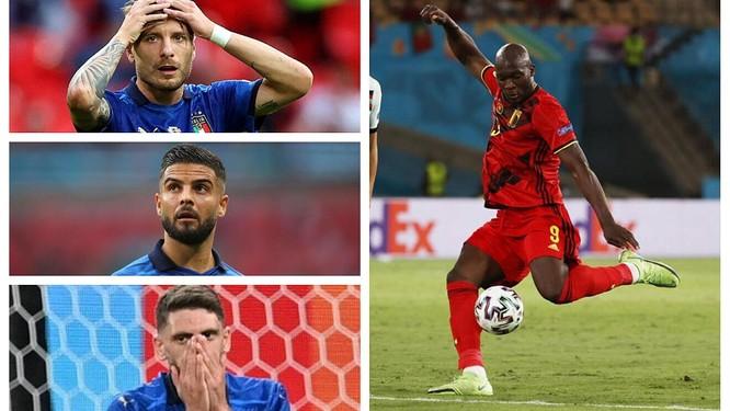 Bỉ-Italia (1-2): Màn đôi công rực lửa tại Euro 2021 ảnh 2