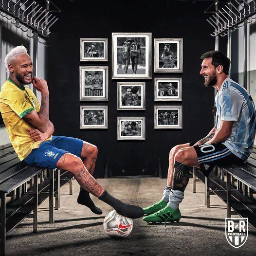 Messi –Neymar: Lịch sử gọi tên ai? ảnh 1
