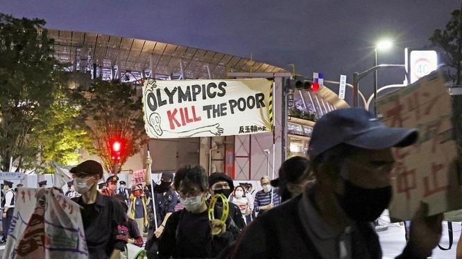 Olympic Tokyo 2020: Rập rình nỗi lo trên đầu ảnh 1