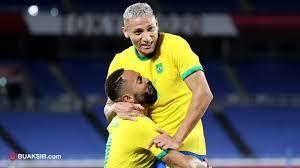 Sức mạnh của nhà đương kim vô địch Olympic Brazil ảnh 1
