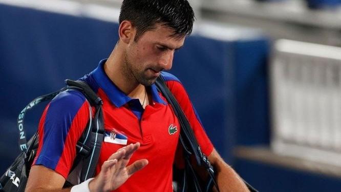 """Vì sao Novak Djokovic """"xôi hỏng bỏng không"""" tại Olympic 2020? ảnh 1"""