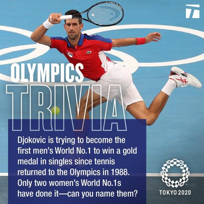 """Vì sao Novak Djokovic """"xôi hỏng bỏng không"""" tại Olympic 2020? ảnh 2"""