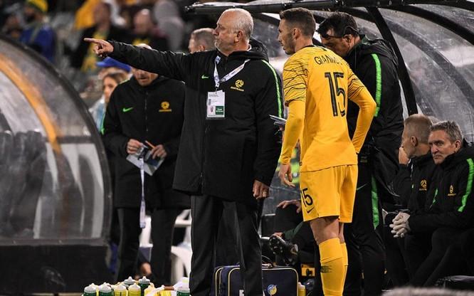 Đối thủ của tuyển Việt Nam: Australia, đội bóng có lối đá châu Âu ảnh 1