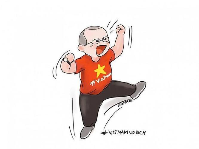 Chấm điểm các cầu thủ Việt Nam trên sân Mỹ Đình ảnh 2