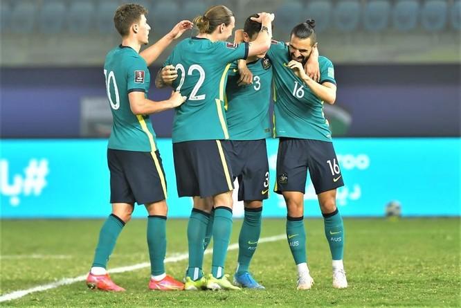 Đội tuyển Australia - game khó đối với thầy Park ảnh 2