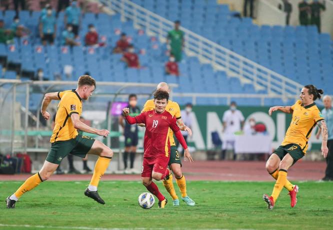 Việt Nam-Australia (0-1): Thua trong nuối tiếc và VAR gây tranh cãi ảnh 1
