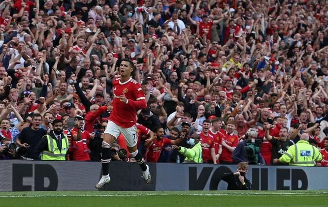 Old Trafford: Sự trở về ngọt ngào của Ronaldo ảnh 2