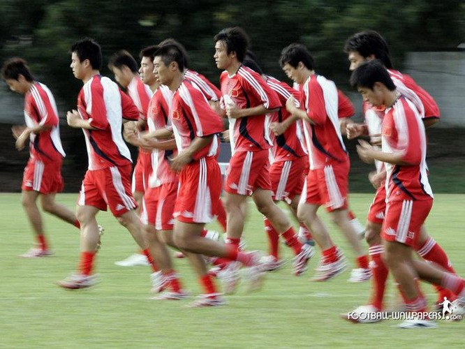 Nhận diện đội tuyển Trung Quốc ảnh 1