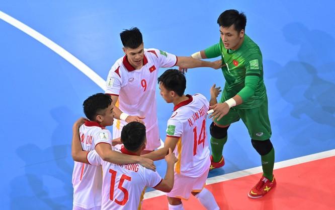 Futsal World Cup 2021: Tự hào Futsal Việt Nam ảnh 2
