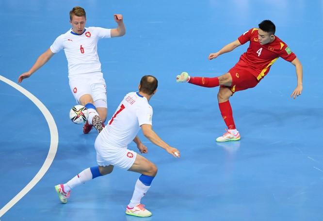 Futsal World Cup 2021: Tự hào Futsal Việt Nam ảnh 1