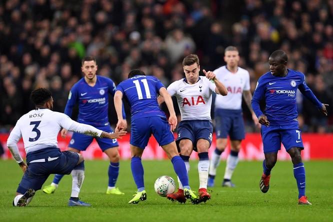 Chelsea lên ngôi đầu Premier League ảnh 1