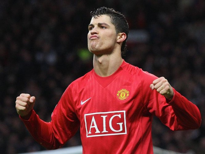 Ronaldo, sự khởi đầu như mơ tại MU ảnh 1