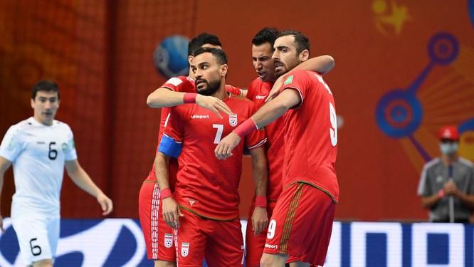 Futsal World Cup 2021: Châu Á chỉ còn Iran đi tiếp ảnh 1