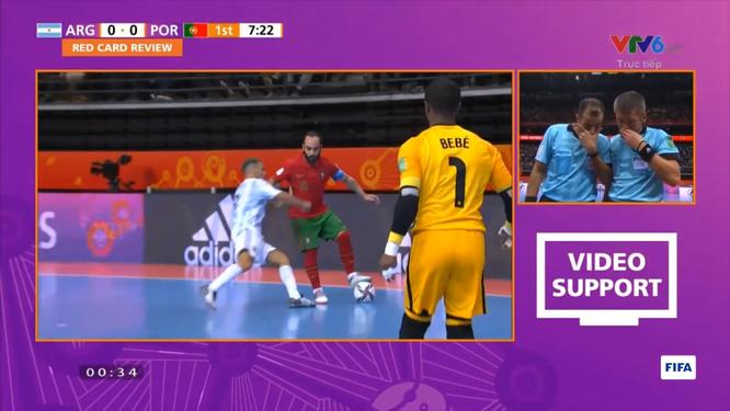 Futsal World Cup 2021: Cú đấm làm rơi Cúp vàng của Argentina ảnh 2