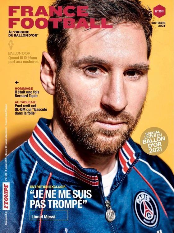 Quả bóng vàng 2021: Cơ hội cho Messi hay Jorginho? ảnh 1