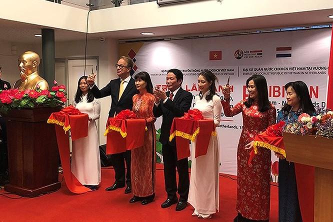 Triển lãm và lễ hội ẩm thực Việt Nam được bạn bè Hà Lan và quốc tế đánh giá cao ảnh 1
