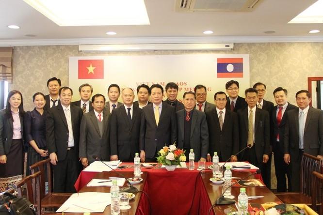 Đưa ICT của cả Việt Nam và Lào trở thành ngành kinh tế mũi nhọn của mỗi nước ảnh 1