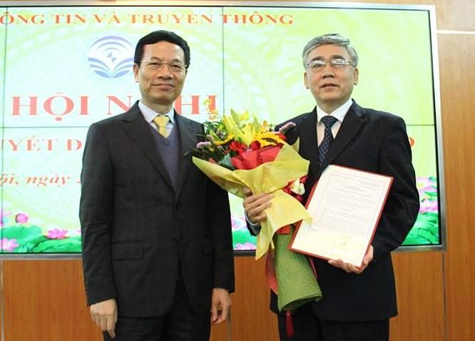 Ông Nguyễn Huy Dũng được giao nhiệm vụ phụ trách Cục An toàn thông tin ảnh 1