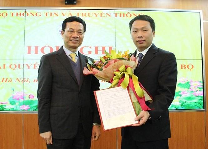 Ông Nguyễn Huy Dũng được giao nhiệm vụ phụ trách Cục An toàn thông tin ảnh 2
